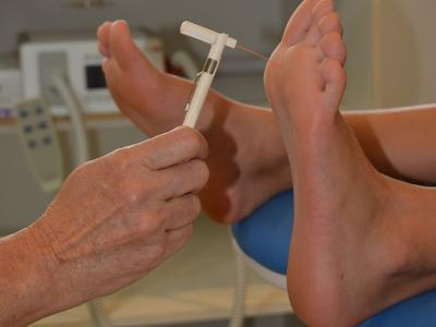 Diabetes/Vascular Foot Assessments